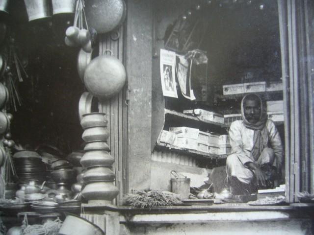 Native+Shops+in+Darjeeling+-+India+1930's
